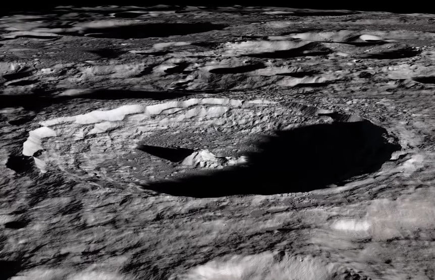 NASA's virtual tour of the moon in 4K will blow your mind