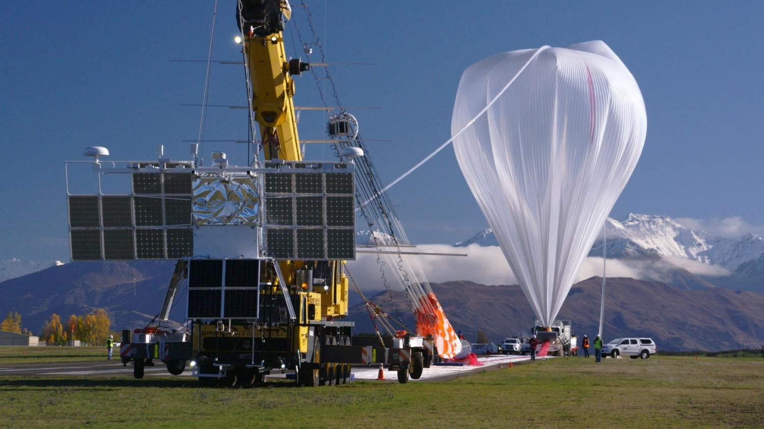 NASA's high-flying scientific balloon has just set a world record