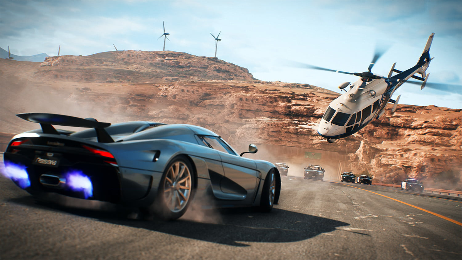 Need For Speed Payback' Review: Wheelin' and Dealin