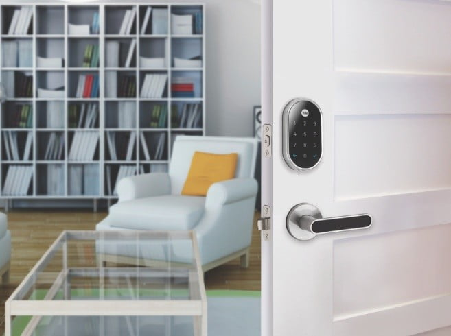 Nest Adds Google Assistant Commands to Nest x Yale Lock