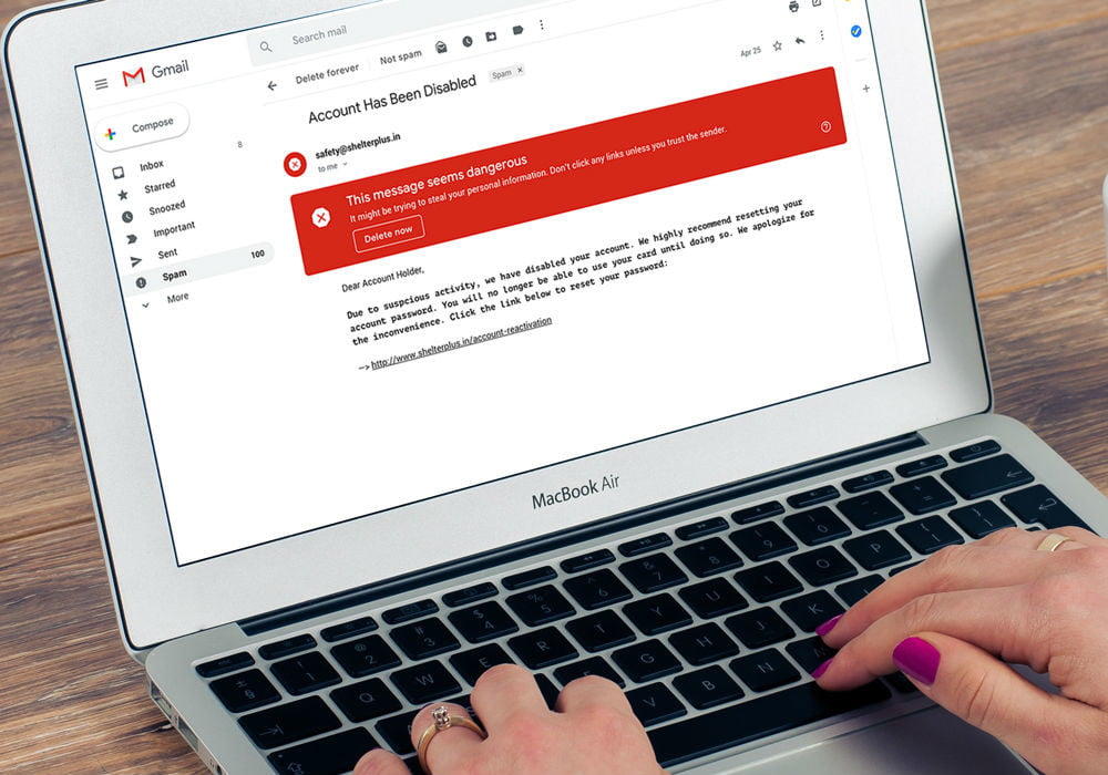 People are reading your email. Here's how to make them stop