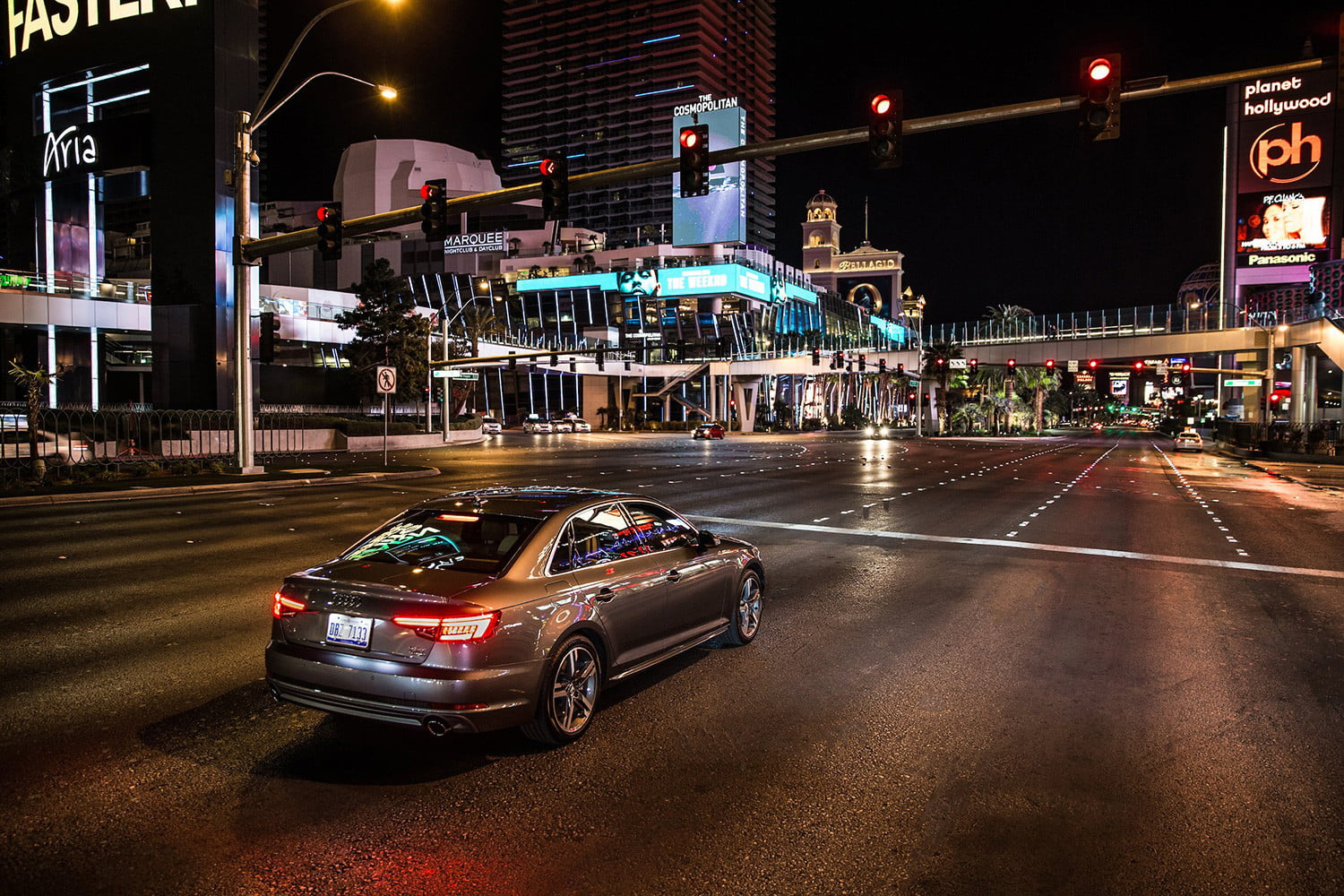 Your next Audi will warn you of red lights, but that's just the beginning