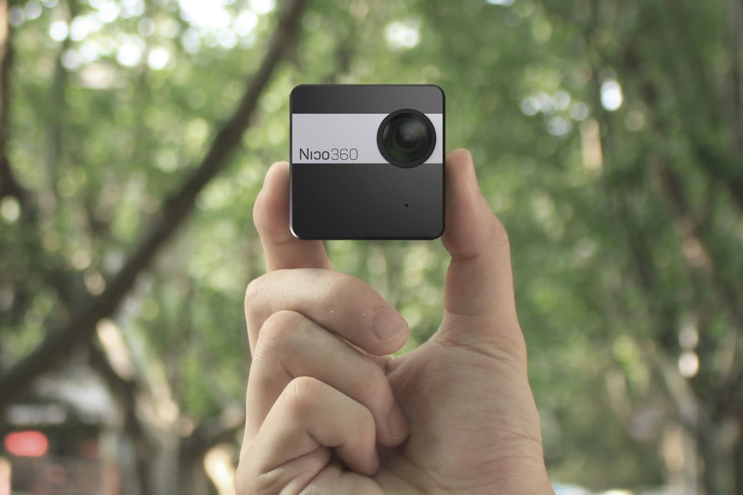 World's smallest 360-degree camera is loaded with big features