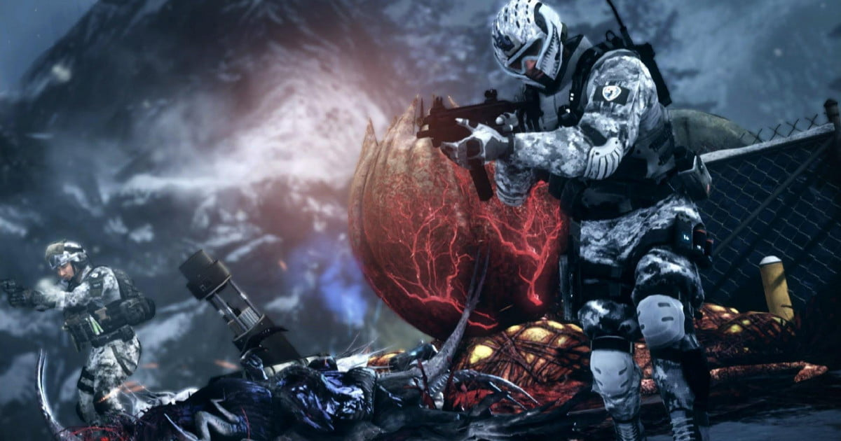 Tips And Tricks To Surviving Call Of Duty Ghosts Extinction