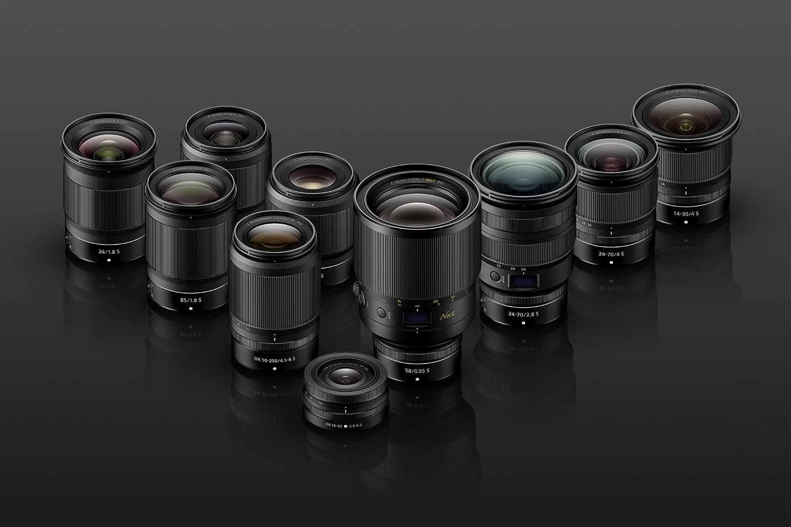 What does f/0.98 look like? The Nikon Noct is a monstrous lens you can't afford