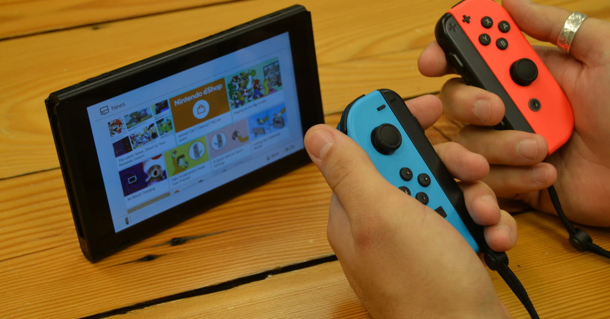 An Exploit Has Left All Nintendo Switches Vulnerable to