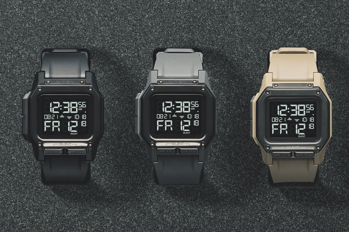 Special ops soldiers designed Nixon's Regulus to last until the end of time
