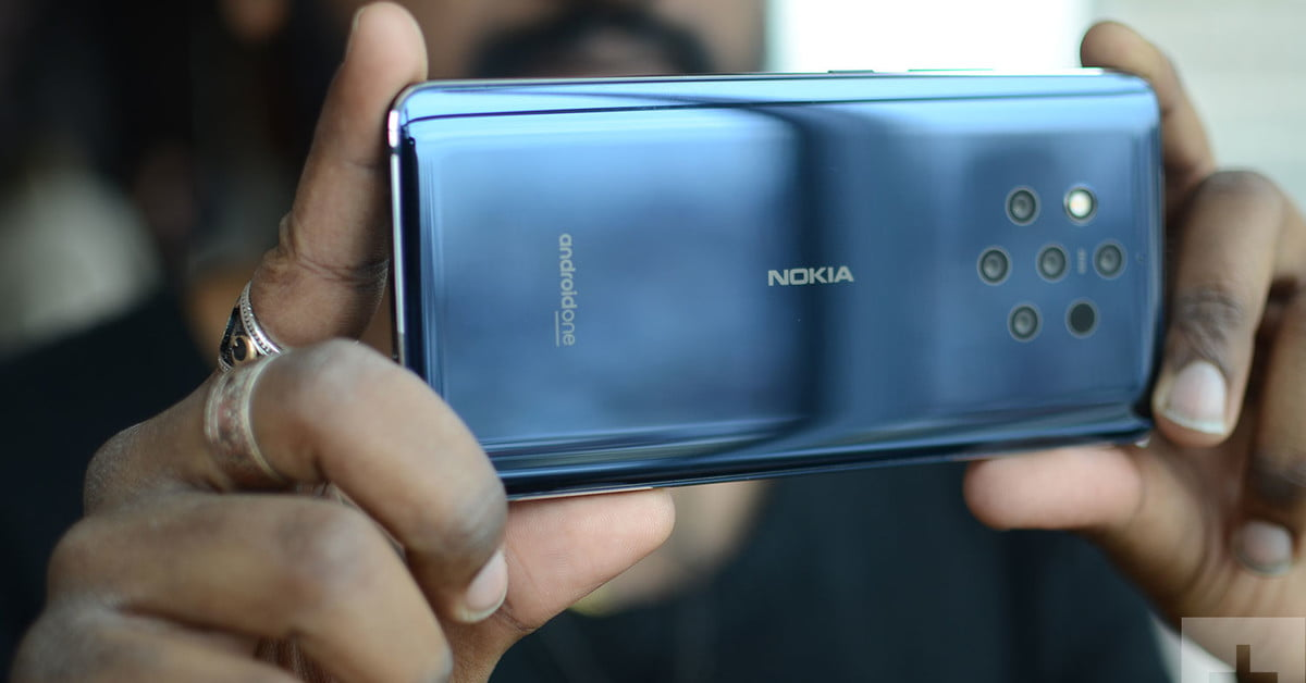 How To Use The Nokia 9 PureView's Camera