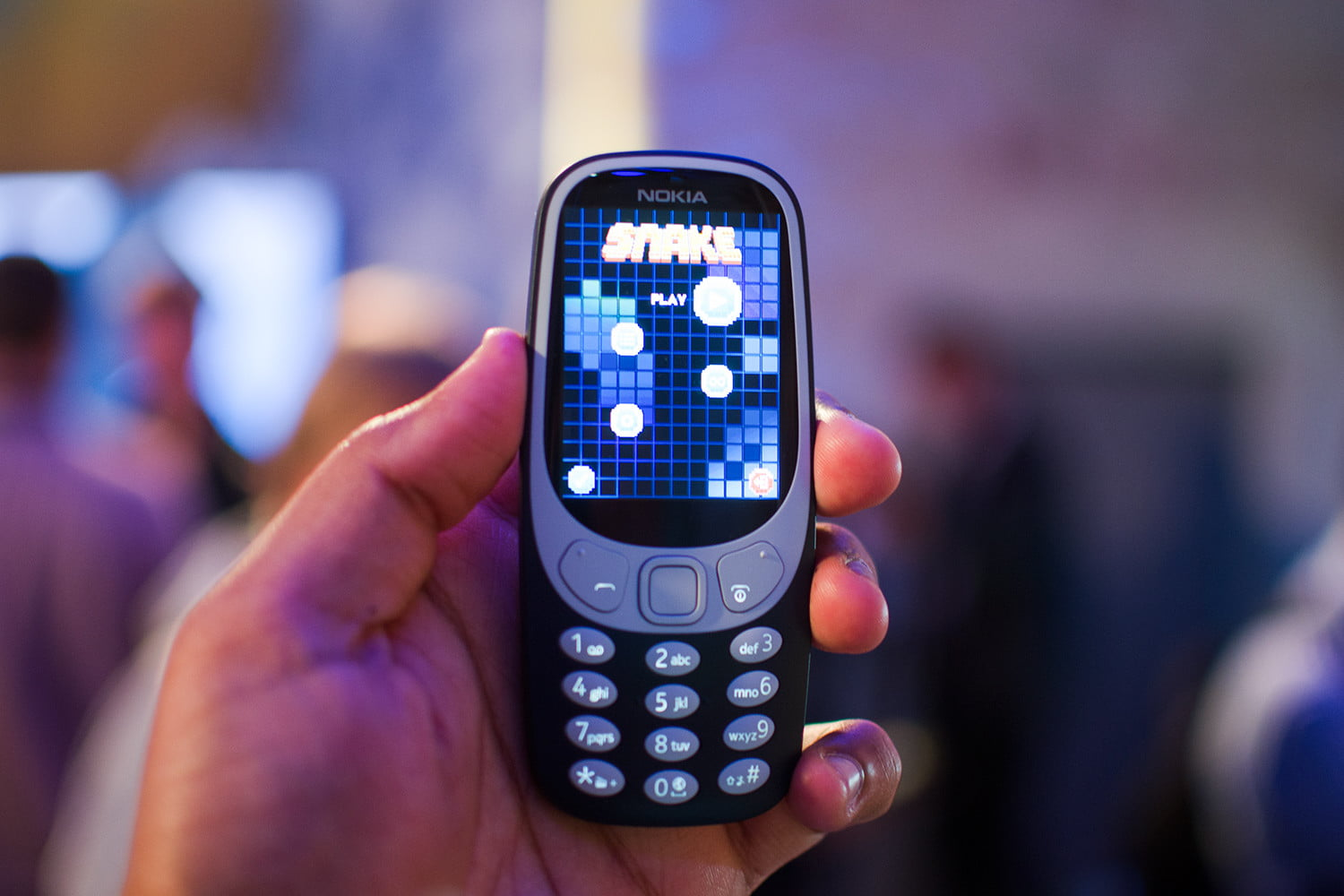 Snake Isn T The Only Game You Can Play On The Nokia 3310 Digital Trends