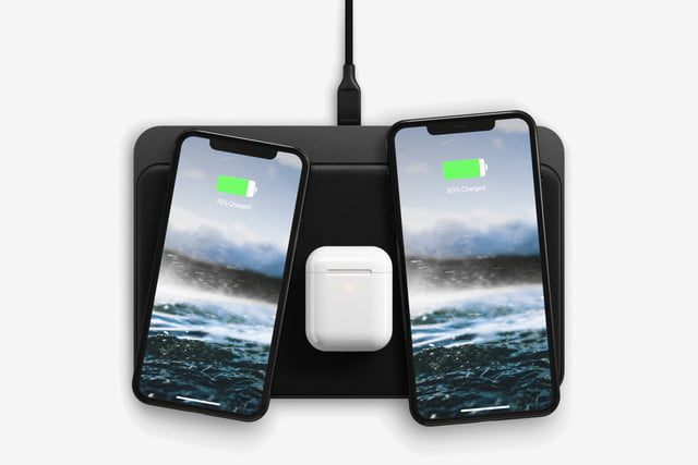 nomad and aira beat apple airpower to the punch with base station pro three devices