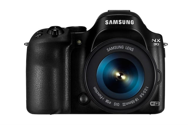 samsung announces nx30 and 18 55mm 1