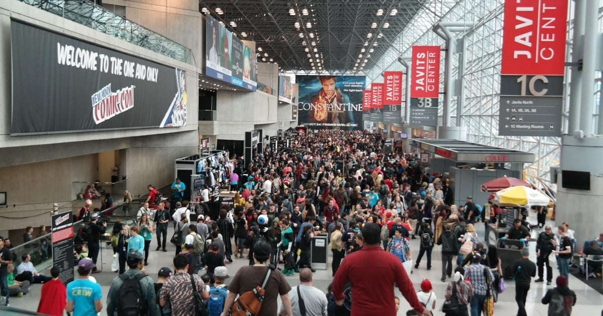 New York Comic Con will go online-only this October