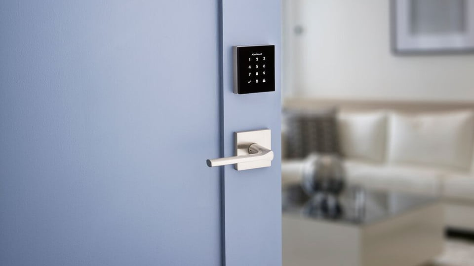 Kwikset goes digital with the Obsidian electronic lock