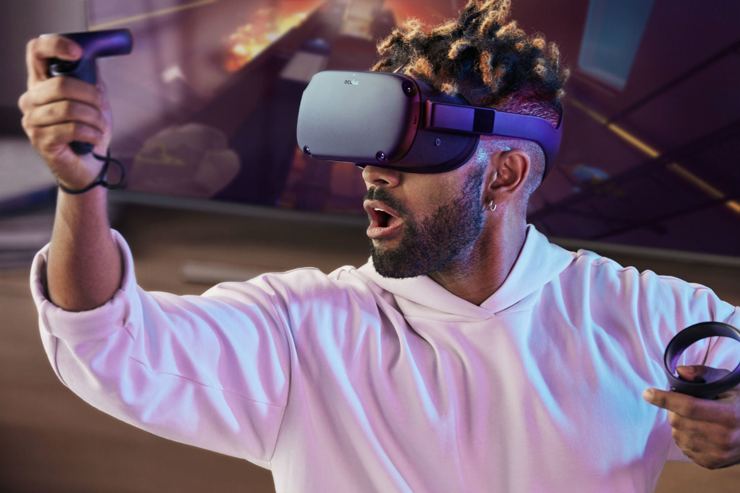 Oculus Quest vs  Oculus Go: What's The Best VR Headset