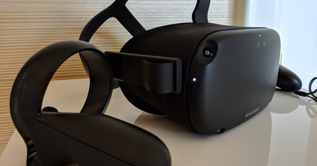 CES 2019: The Oculus Quest Will Be The Headset That Gets Me Into VR