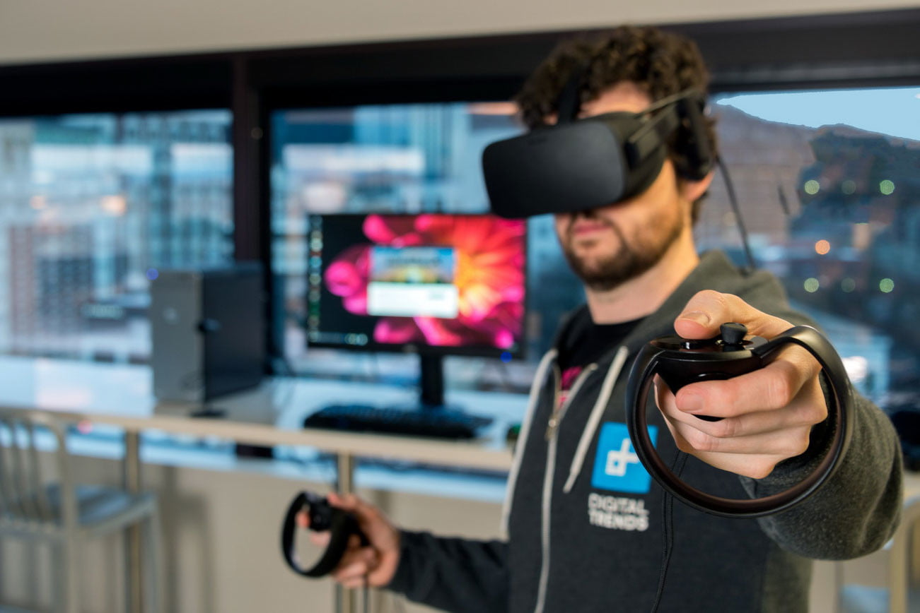 Oculus Touch Review | Digital Trends