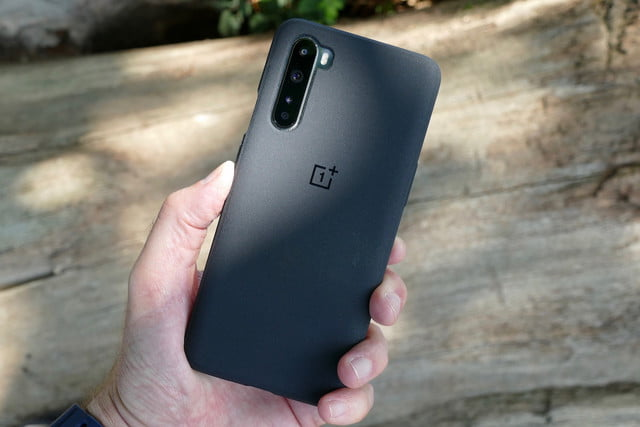 oneplus nord hands on features price photos release date black case
