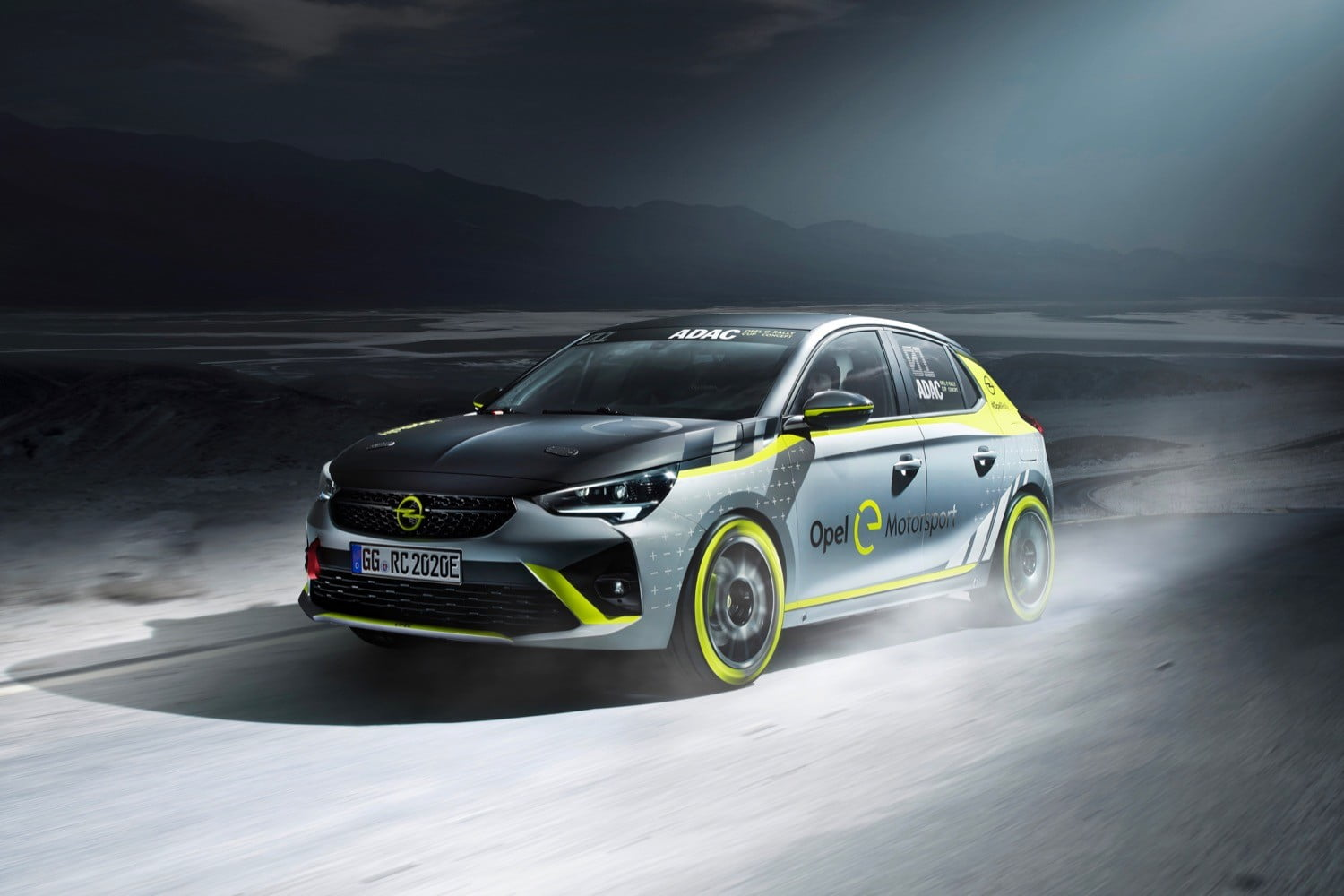 Opel is creating an electric car rally racing series for Europe