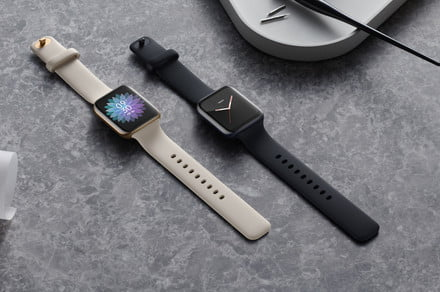 The Oppo Watch charges its way to a day's worth of battery life in 15 minutes thumbnail