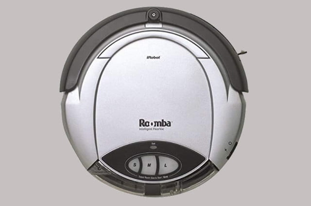 robot vacuum cleaners change lives with drama and supense original 2002 irobot roomba intelligent floorvac robotic  1