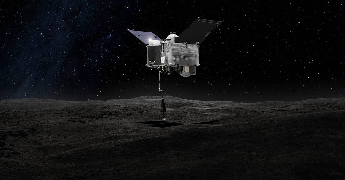 NASA is almost ready to touch down on asteroid Bennu and grab a sample