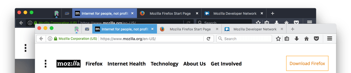 Mozilla Releases Firefox 53 with Quantum Compositor and New