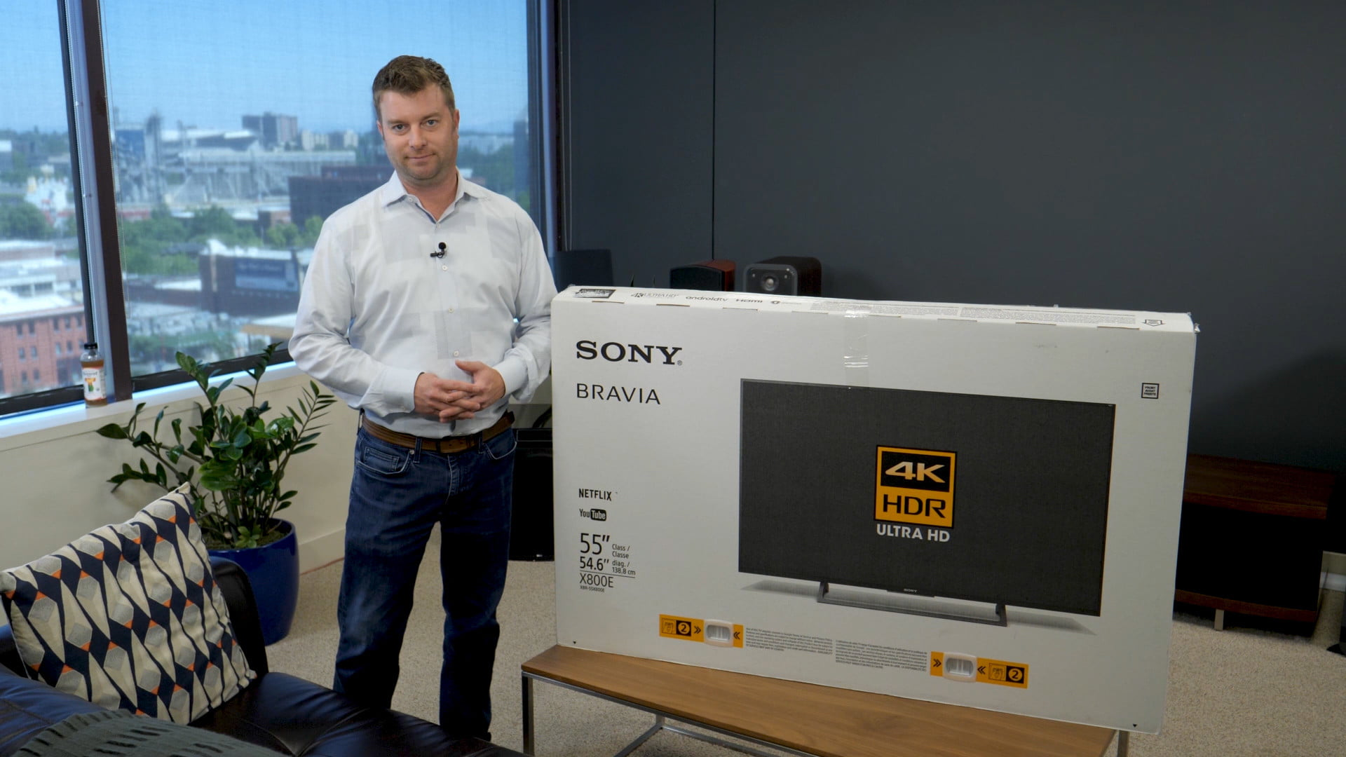 Enjoy Your New TV With Our Sony X800E Unboxing and Setup