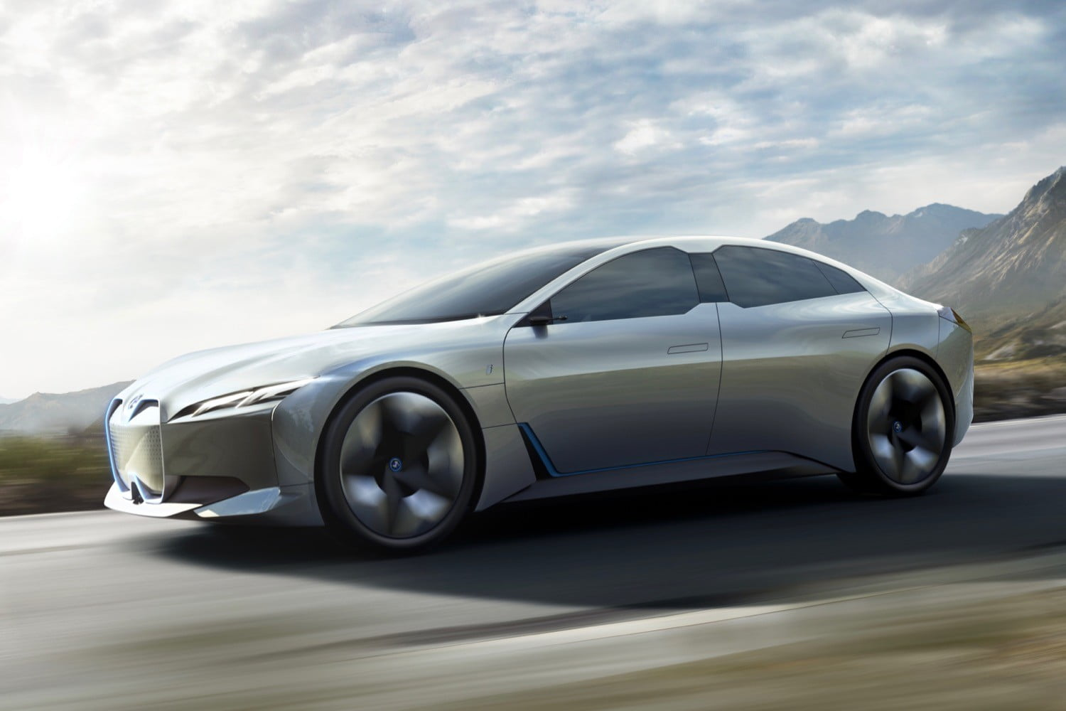 BMW i4 electric car reportedly coming in 2021 with over 300 miles of range