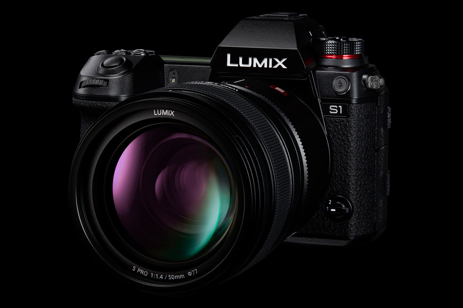 Lumix S1 is a hybrid powerhouse camera, and Panasonic's answer to the Sony A7 III
