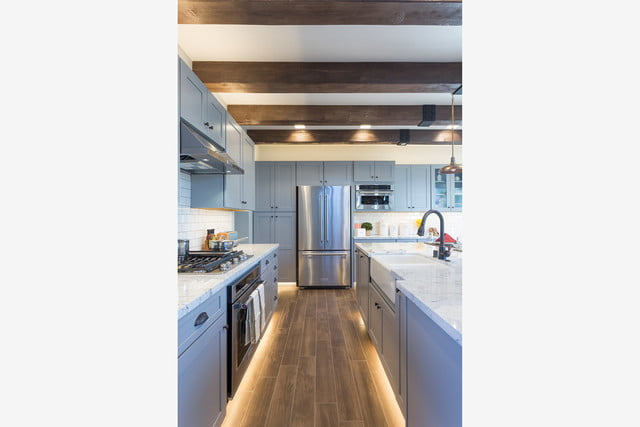 pardee designed homes specifically for millennials contemporary farmhouse kitchen 2