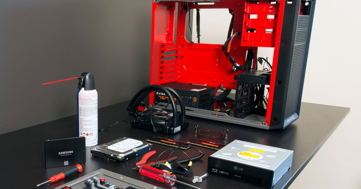 Homebrew PC troubleshooting 101: Here's where to start if your PC won't