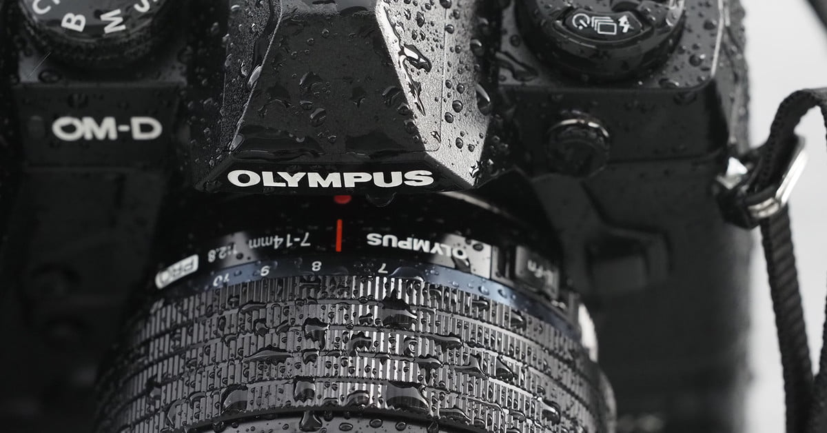 Always the underdog, Olympus engineers show they can play with the alphas