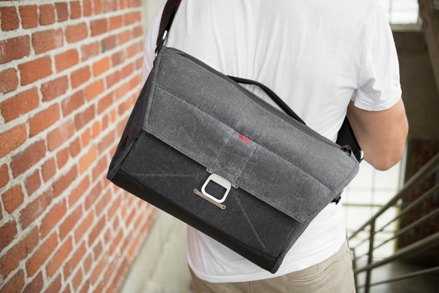 this photography bag suits your everyday needs with or without a camera peak design messenger 13