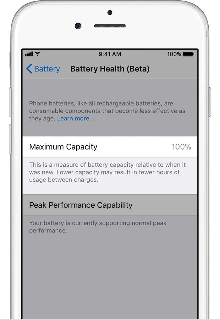 How to Disable iPhone Performance Throttling in iOS 11 3