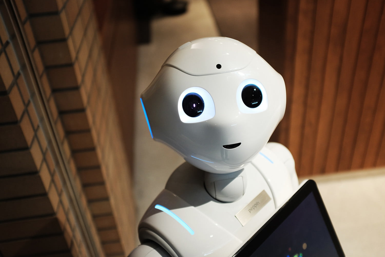 Pepper The Robot Fired From Grocery Store For Not Being Up