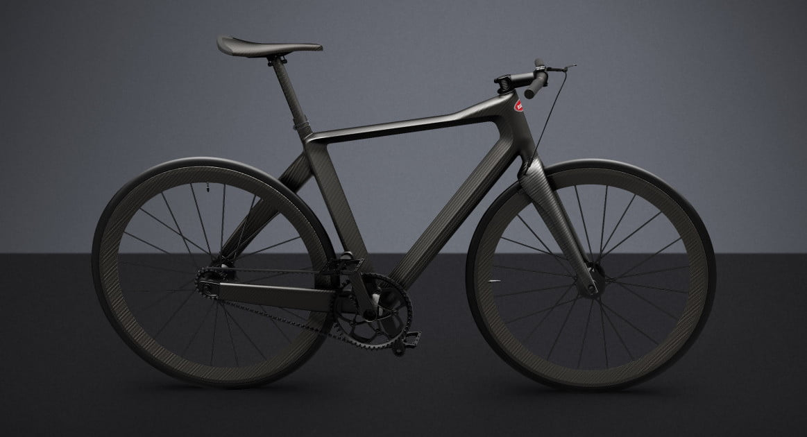 The Extremely Limited Bugatti Bicycle Costs More Than a New Car