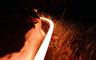 quality design 2a405 56da5 Philips Hue White and Color Ambiance Outdoor Light Strip 2m/7ft