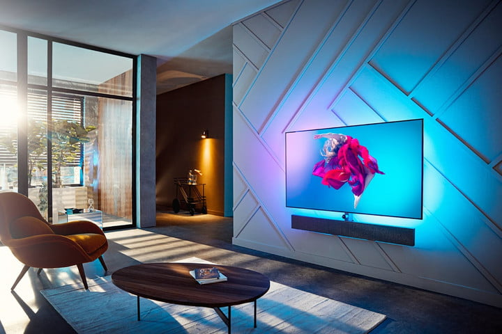 mejores televisores ifa 2019 philips oled 984