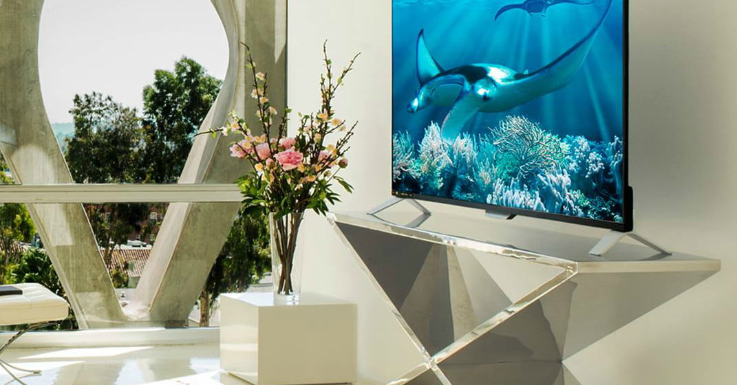 Starting Now, Philips is Manufacturing TVs with Built-in