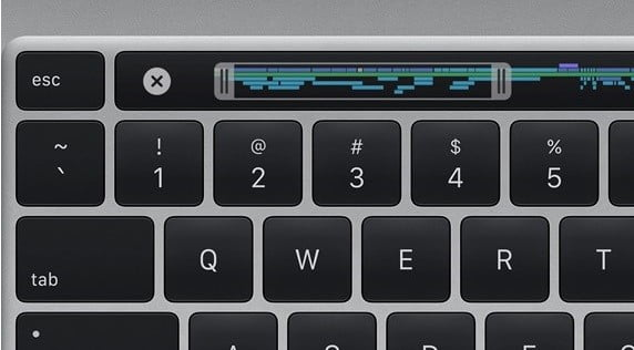apple launches 16 inch macbook pro physical escape key