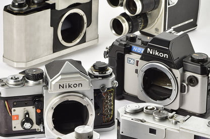 Nikon To Display Prototype Cameras Never Released To The