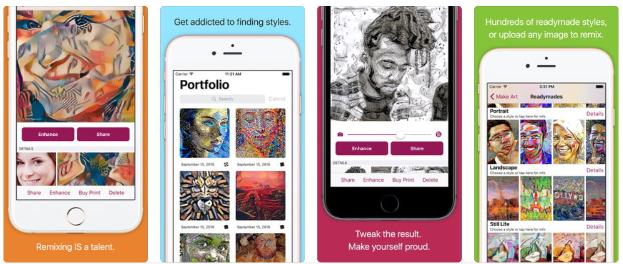 The Best A I -based Photo Apps for iOS and Android | Digital