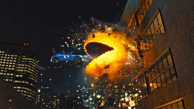 pixels review movie 3