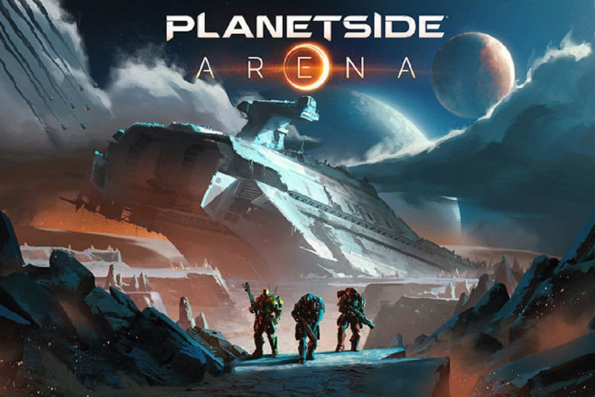 PlanetSide Arena servers will shut down just four months after launch