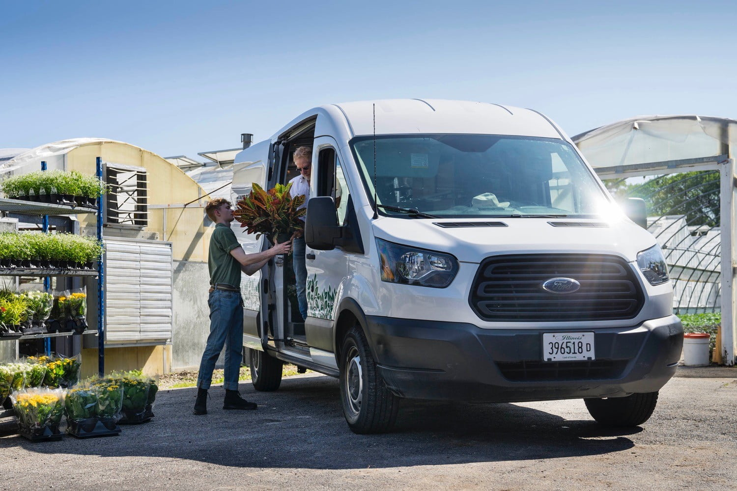 Entrepreneurs are buying vans instead of signing leases, says Ford