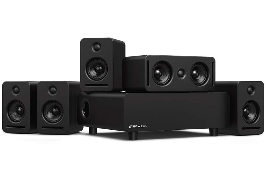 First 'Tuned by THX' home theater speakers need no A/V receivers — or wires