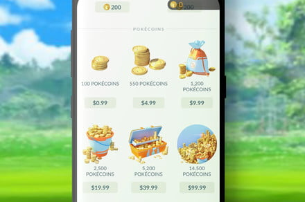 How to get coins in Pokémon GO