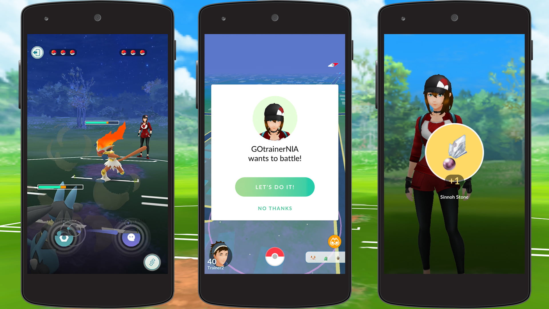 Pokemon Go How Pvp And Trainer Battles Work