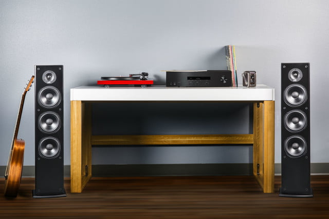 Polk Unveils Strikingly Affordable New T Series Speakers