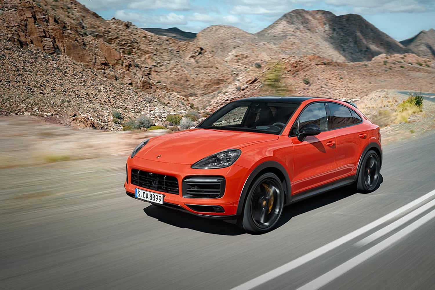 2020 Porsche Cayenne: Coupe Version, Design, Specs >> The 2020 Porsche Cayenne Coupe Is All About Style Digital Trends